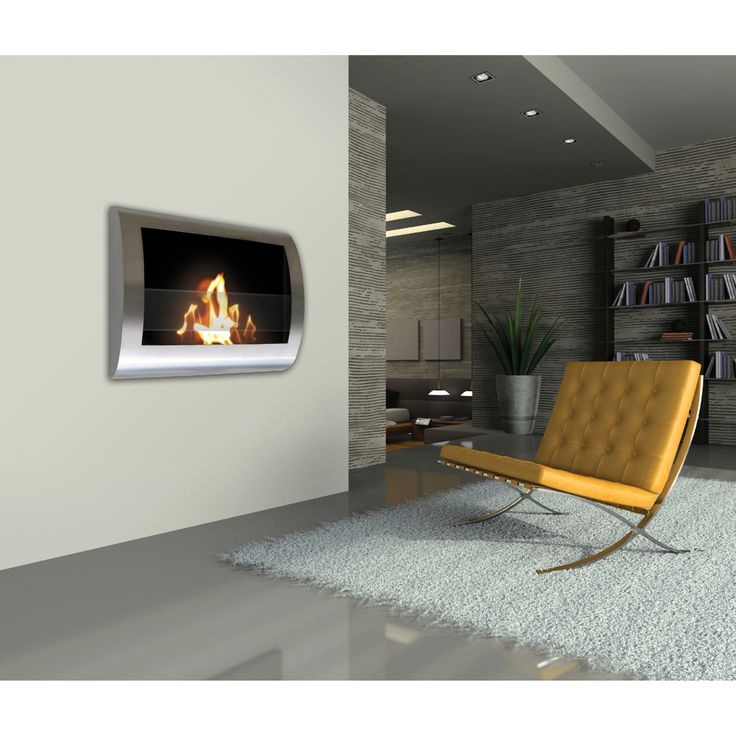 Good Anywhere Stainless Steel Bio Ethanol Fireplace Photo Gallery