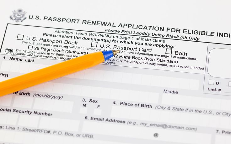 If you only have six months left on your passport, renew it now. Some countries won't let you in otherwise—and they're increasingly enforcing the rules. Tweet Copy: Why you should renew your passport, even if it's good for another six months.