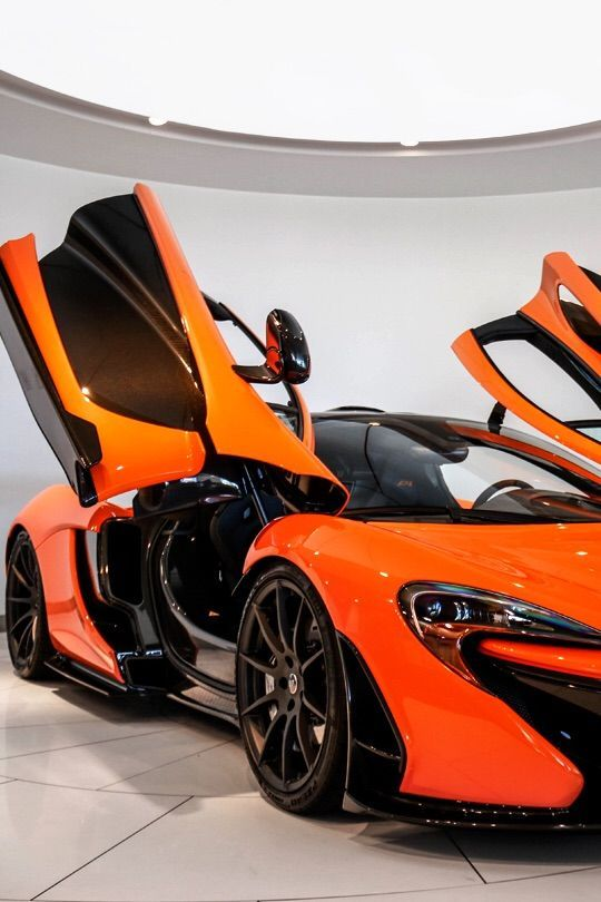 McLaren P1 top gear hot cars