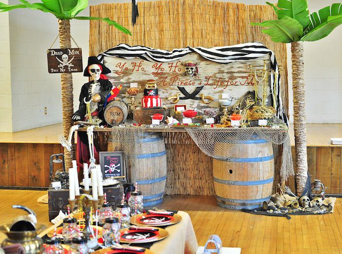 Caribbean Party Ideas And: 189 Best Images About Pirate Party Ideas On Pinterest