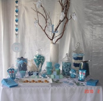 photo via baby shower candyshower