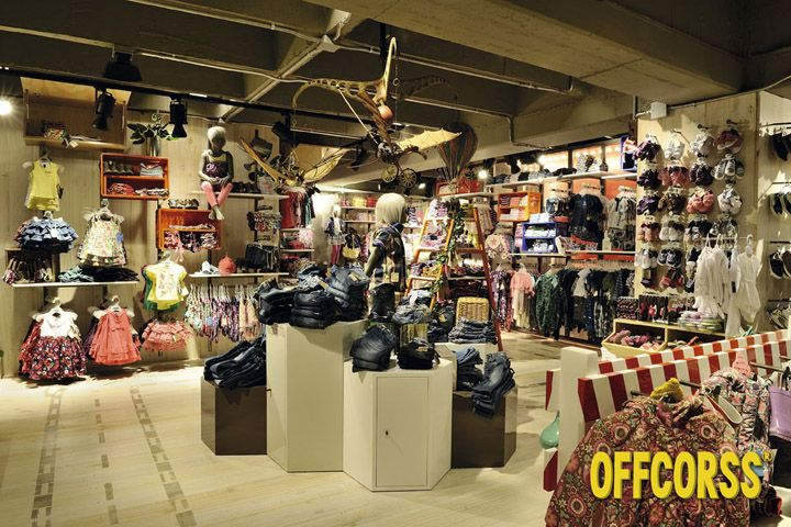 OFFCORSS store OFFCORSS Plasma Medellin