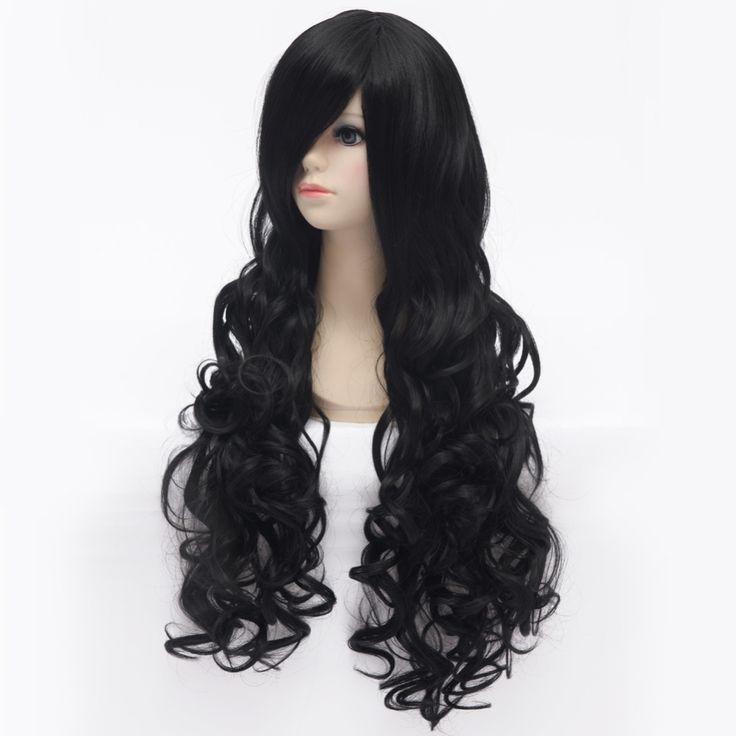 $15.50 - Black curly wig. For more information visit - http://igotitfreeonline.com