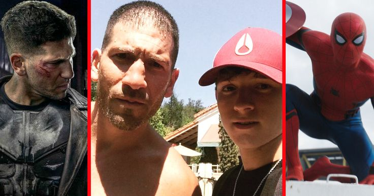 Spider-Man & Punisher Actors Helped Each Other Audition -- While shooting an indie movie in Ireland, both Tom Holland and Jon Bernthal helped each other land the 'Spider-Man' and Punisher roles. -- http://movieweb.com/spider-man-punisher-auditions-tom-holland-jon-bernthal/