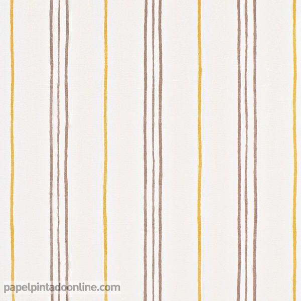 34 mejores im genes sobre papel pintado cavaillon en - Papel pintado a mano ...
