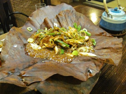 Houba Miso Yaki. Hida-Takayama, Japan.  (Click through for article)