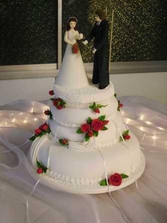 Дизайнерский свадебный торт петербург