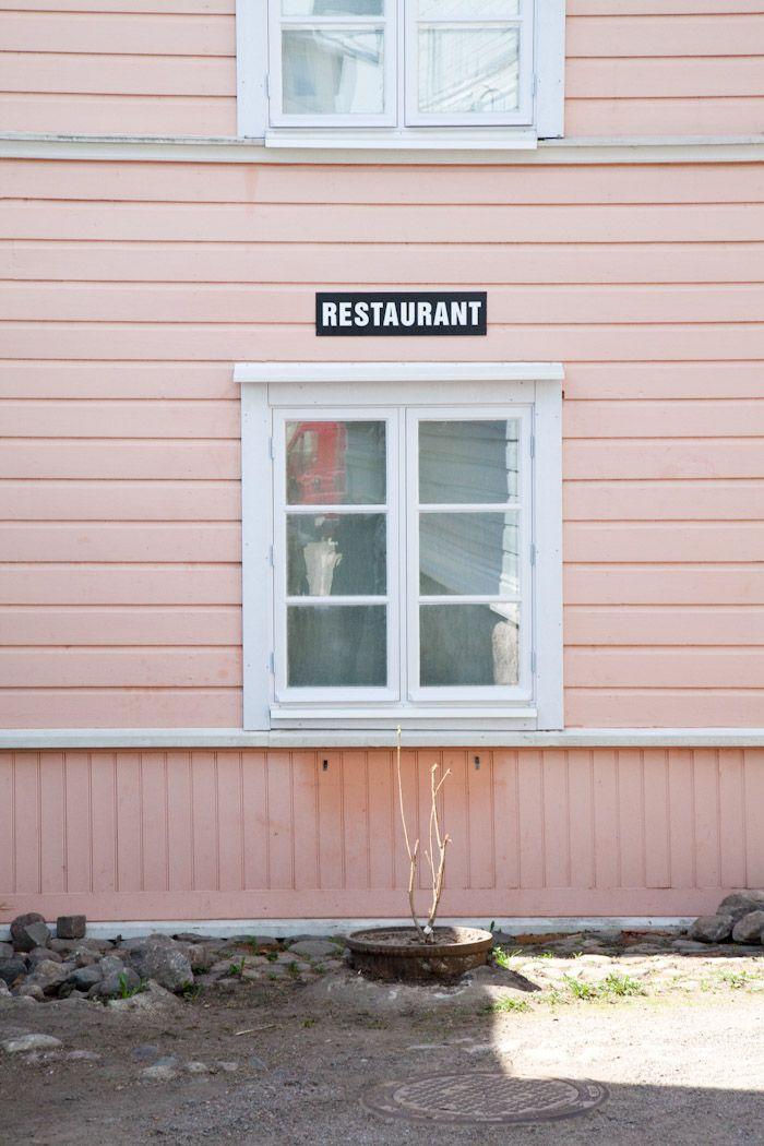 Restaurant, in Helsinki