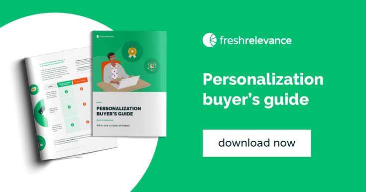 Personalization Buyer's Guide: All-in-one vs best-of-breed