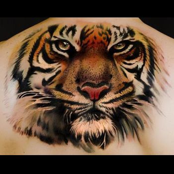 #Tiger #tattoo meaning