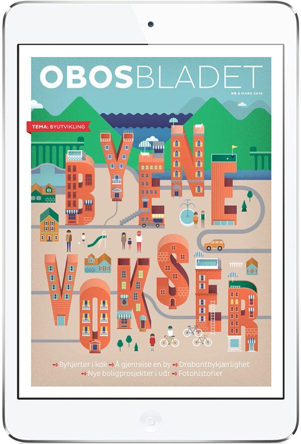 Obos-bladet Free Digital Magazine. More on www.magpla.net MagPlanet #TabletMagazine #DigitalMag
