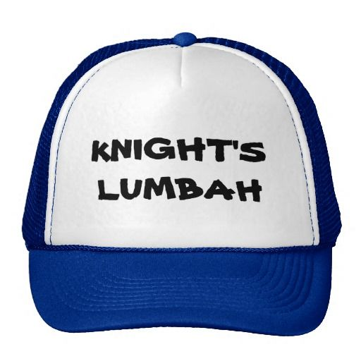 Knight's Lumbah Hat