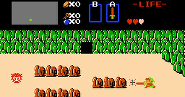 Nintendo fixes a typo on the original 'Zelda' after 30 years #Tech #iNewsPhoto