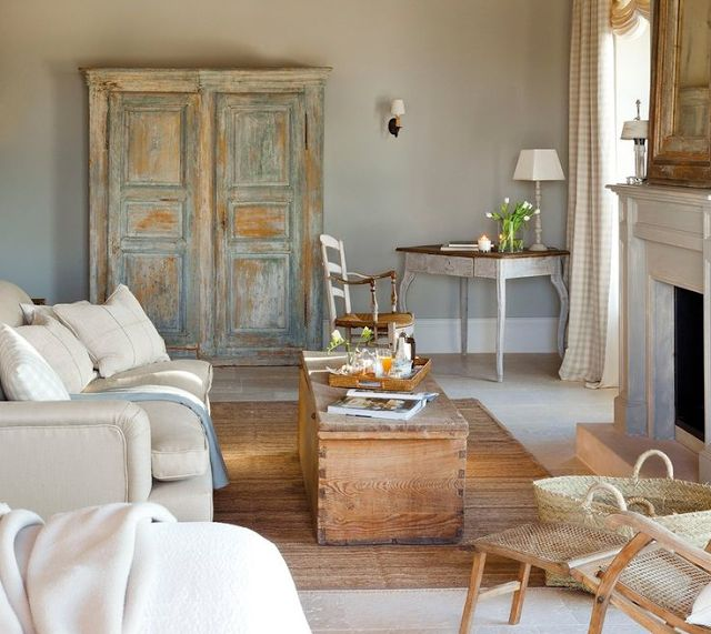 Las 25 mejores ideas sobre casas espa olas en pinterest for Armarios para salon