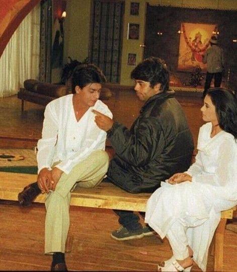 KUCH KUCH HOTA HAI, with Karan and Rani