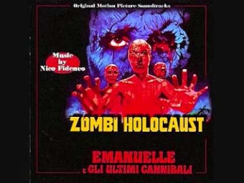 """Nico Fidenco - Make love on the wing (theme from Zombi holocaust)    Really the best possible name for a theme from a movie called """"Zombi Holocaust.""""  Also, """"Zombi Holocaust"""" is probably the best possible name for a soft-core porn movie."""