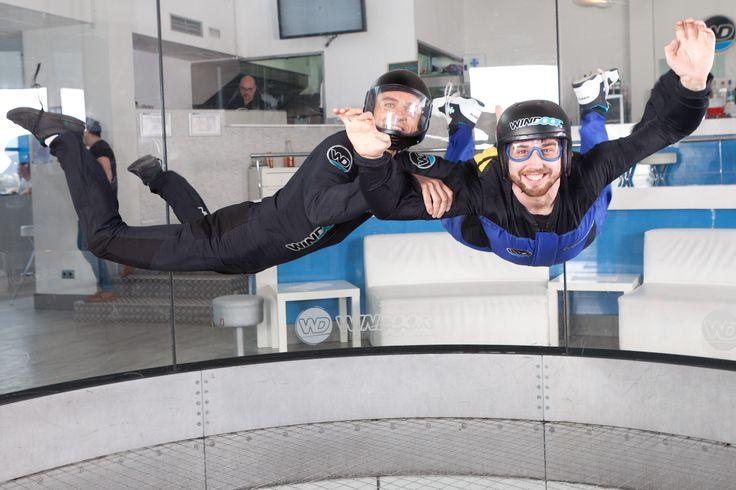 ¡Ven a Windoor y descubre la increíble sensación de volar!
