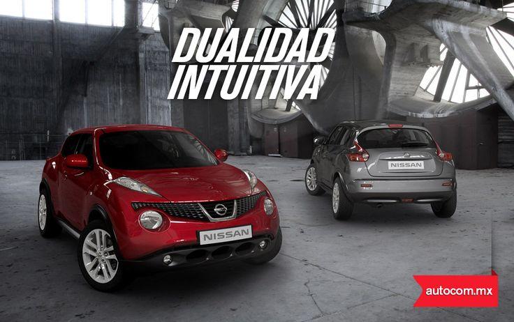 Definiendo tu personalidad #Nissan #Juke #Autocom #dualidad