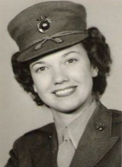 "Before She Was A ""Golden Girl,"" Bea Arthur Was One Of The First Female Marines http://www.wimp.com/golden-girl-first-female-marine/"