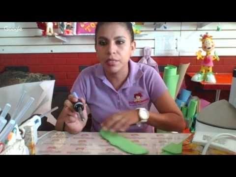 Fofuchas jirafa pelana - YouTube