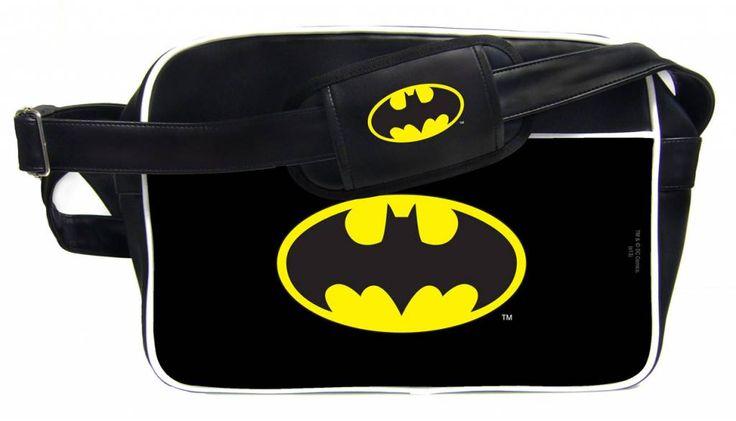 Batman Shoulder Bag Logo - The Movie Store