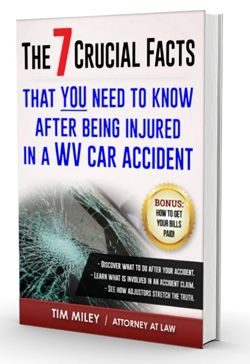 The 7 Crucial Facts That You Need to Know After Being Injured in a WV Car Accident