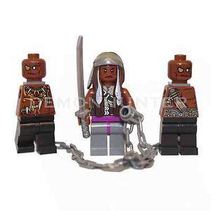Michonne: Lego Style
