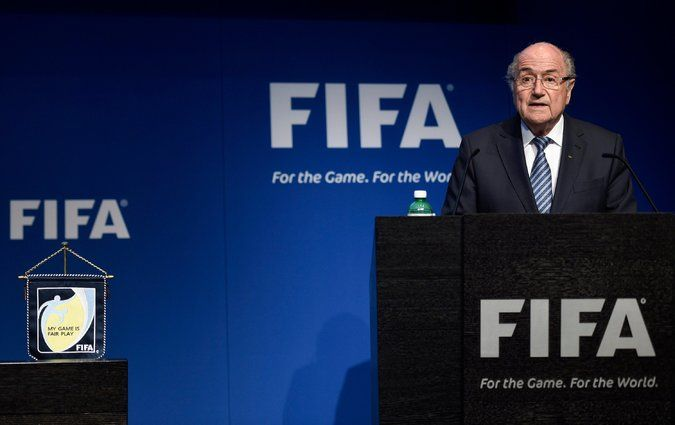 Sepp Blatter Decides to Resign as FIFA President in About-Face - The New York Times