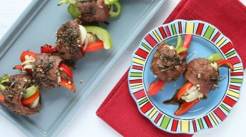 Balsamic Steak Roll-Ups – Once A Month Meals
