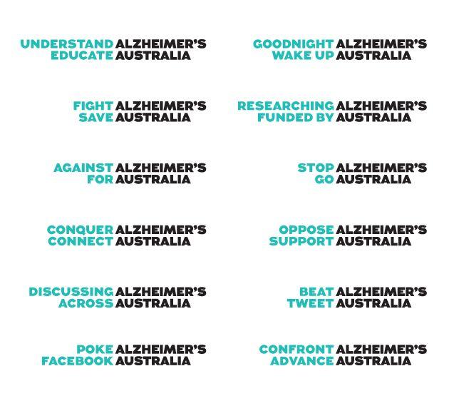 Alzheimer's Australia - Jefton Sungkar