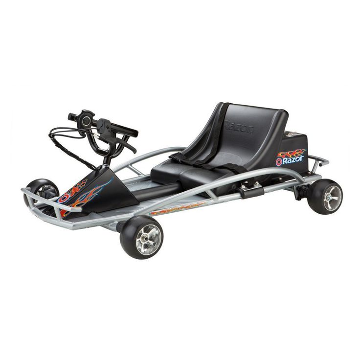 Razor Ground Force Electric Go Kart - Overstock™ Shopping - The Best Prices on Razor Powered Riding Toys