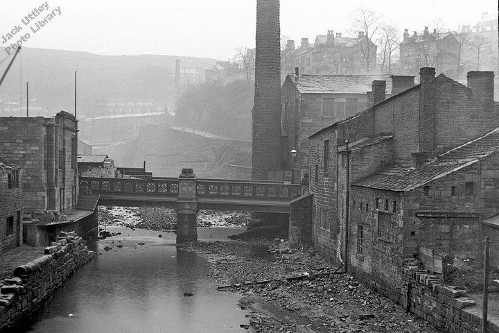 Hebden Bridge 1860 to 1920