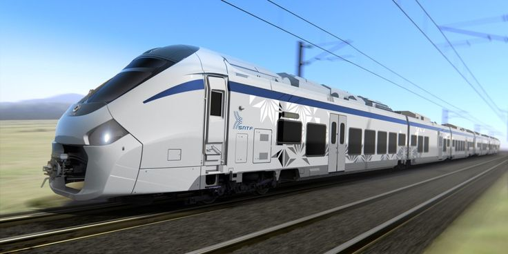 "Alstom and the National Rail Transportation Company of Algeria (SNTF) have unveiled the design of the new Coradia Polyvalent ""main line"" train destined to run in Algeria during the 4th …"