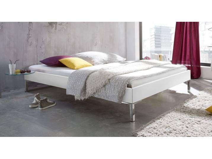 140x220 Anera Bettende Designerbett Kopfteil Modernes Ohne