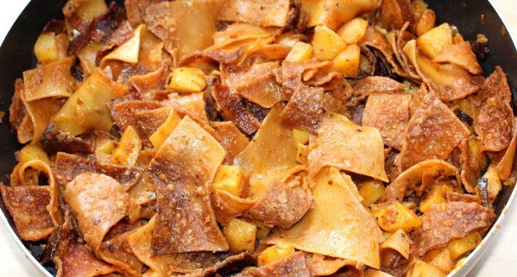 Slambuc vagy grenadinmars vagy krumplis tészta recept | APRÓSÉF.HU - receptek képekkel