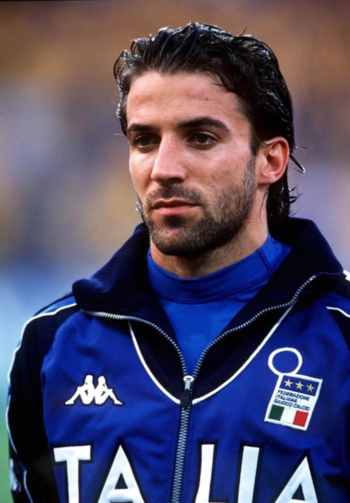 Alessandro Del Piero // 2000/2001 //