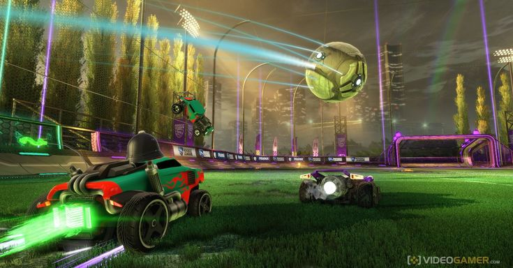 Rocket League reaches 40 million players, season 7 news later this month