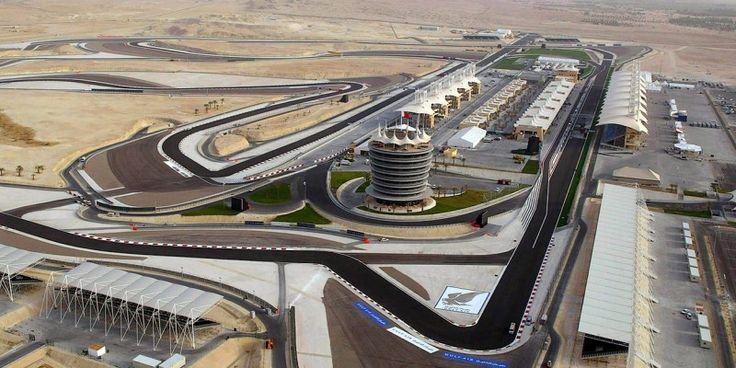 Formule 1 : Grille de départ du GP de Bahrein