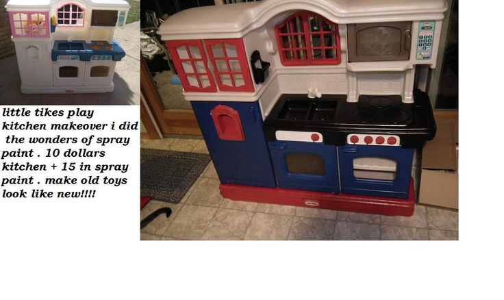 62 Best Images About Diy Little Tikes Makeover On