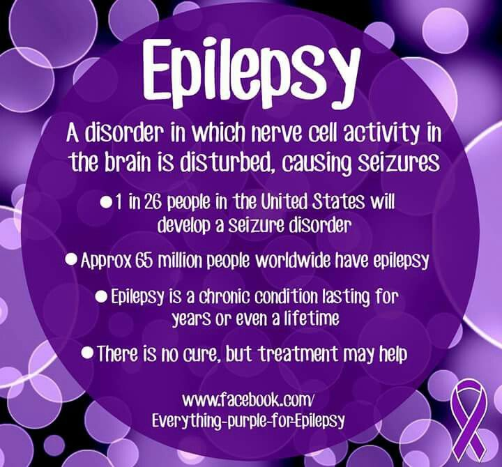 Epilepsy Awareness Facts | www.pixshark.com - Images ...