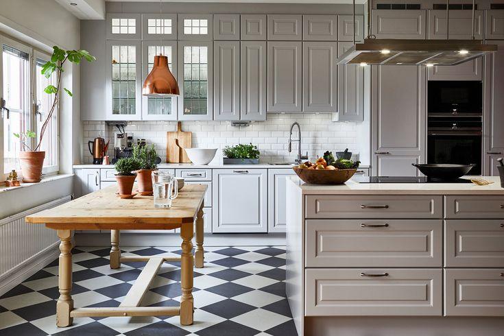 KÖK MED KÖKSÖ, 7 BILDER – Puustelli Köksgalleri – Köksinspiration med hundratals bilder på kök