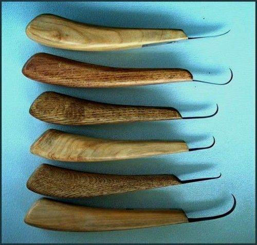 Making A Carving Knife: 37 Best Images About Wood Carving On Pinterest