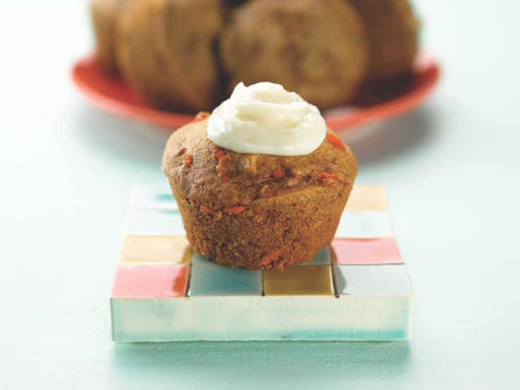 Carrot Muffins http://www.prevention.com/food/healthy-recipes/17-snacks-that-power-up-weight-loss/carrot-muffins