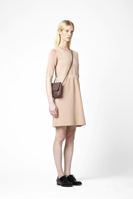 Cozy knit dress by COS