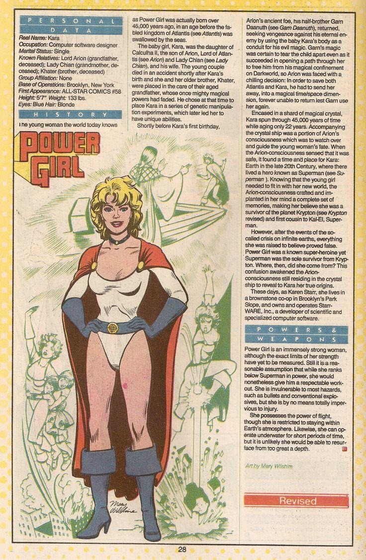 Power Girl B