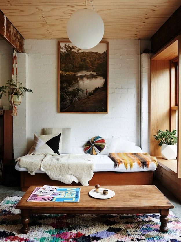 Низкий потолок в квартире – не беда: уникальные решения от талантливых дизайнеров