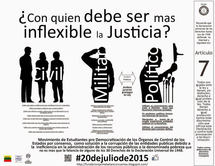 fundación jaime betancur cuartas : Con quien debe ser mas inflexible la justicia: Civ...