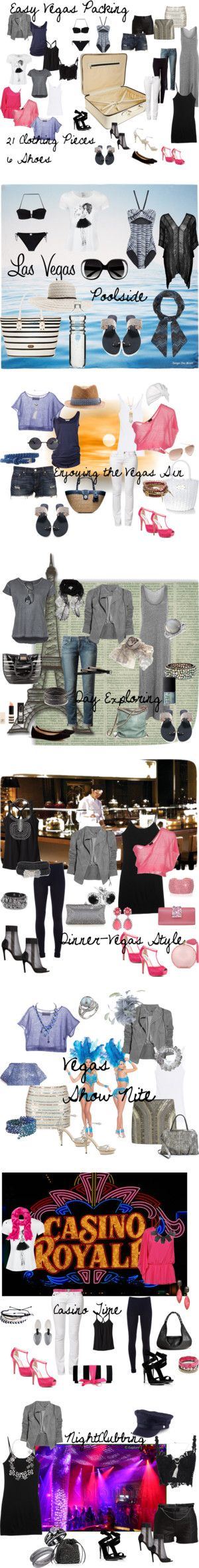 """Vegas Packing"" by atraub-1 on Polyvore"