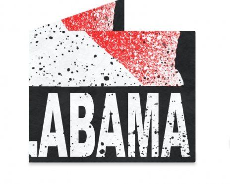 Dynomighty Artist Collective: Alabama-2 by barmalisiRTB Alabama, art, design, USA, america, locations, barmalisiRTB