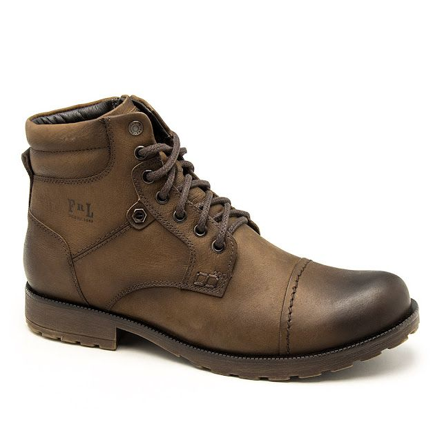 50b4169f5 Ferricelli apresenta sua Nova Coleção de Botas Masculinas 2017 | footwear |  Boots, Footwear, Hiking Boots